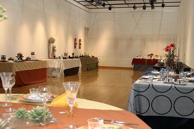 「第13回テーブルデザイナー展」のお知らせです3