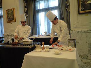 料理教室が開催されます。2