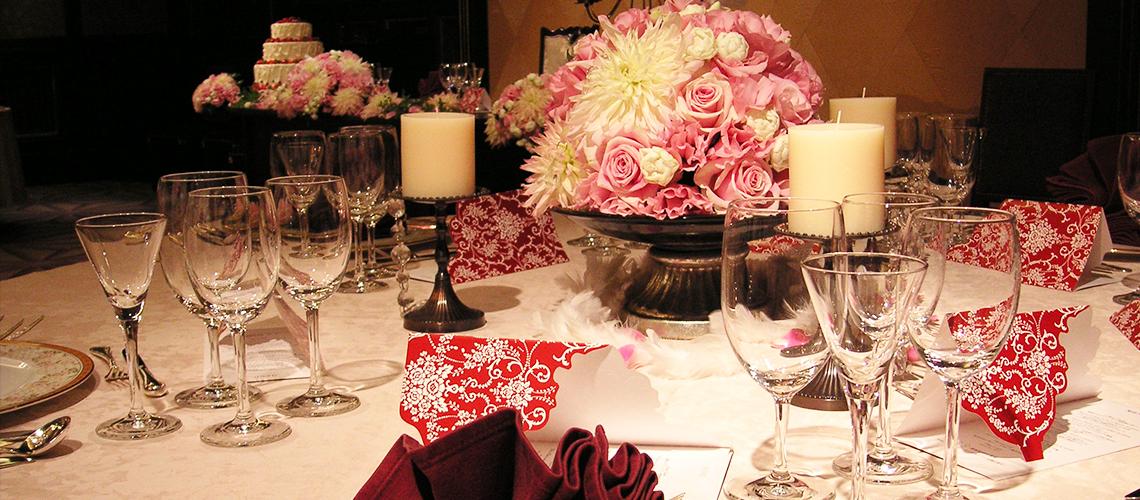 テーブルマナー、テーブルコーディネートの資格取得なら「アトリエ ル・レーヴ」