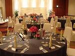 大阪市内のホテルで2008年のテーブルデザインを!2