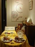 ジアンブテック大阪10月のテーブル3