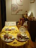 ジアンブテック大阪10月のテーブル1