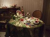 フランス洋食器メーカージアンブテック大阪の今月のテーブルデザイン2
