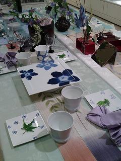 阪神百貨店夏のリビング祭に出展協力1