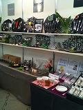 テーブルウェア・フェスティバル2011にテーブル展示1