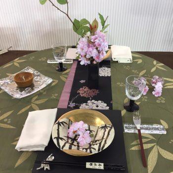 2019年東京ドームテーブルウェアフェスティバルにてサロンセミナーを開催!